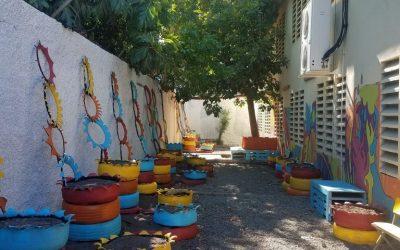 Garten des Friedens – Holy Family Infant/Primary Schule